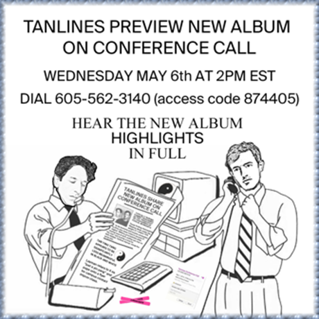 Tanlines conference call